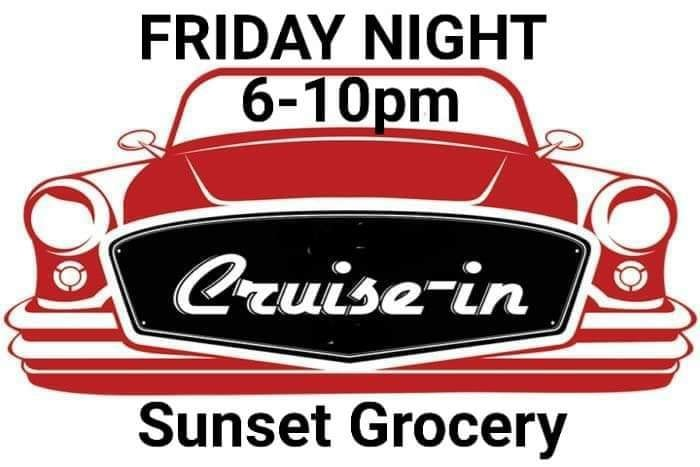 Sunset Grocery Cruise In