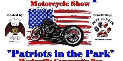 Stars & Pipes Motorcycle Show