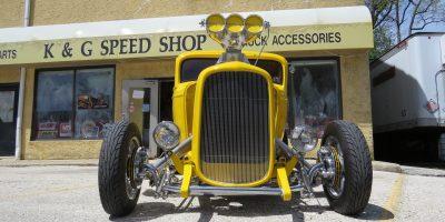 K&G Speed Shop Cruise