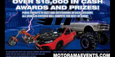 Motorama Car, Truck and Bike Show 2022