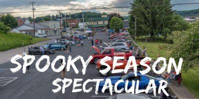 Spooky Season Spectacular Car Cruise/Craft Show/Food Trucks