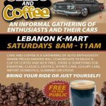 Caffeine and Octane/Cars and Coffee