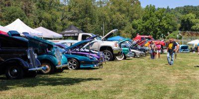 Burnside Car Show