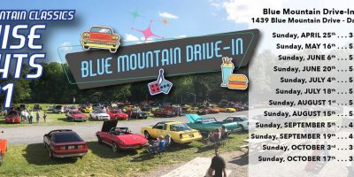 2021 BMC Cruise Nights at Blue Mountain Drive-In