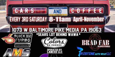Souped Up Saturdays Cars & Coffee 2021