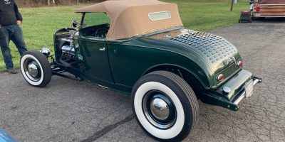 Elizabeth – Droopy's Cross Creek Bar and Grill weekly Tuesday Cruise