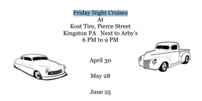 Friday Night Cruises