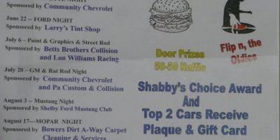 Shabby's Cruise-Ins