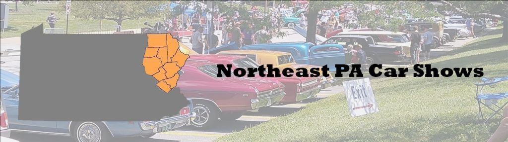 Car shows and car cruises this week in Scranton and Northeastern PA