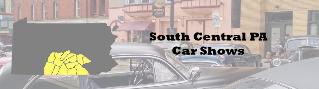 Car shows and car cruises this week in the South Central PA area