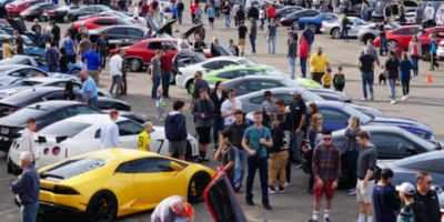Motor Trend Cars and Coffee