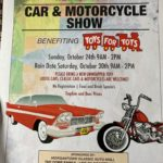 Chadwick's Restaurant Toys for Tots Car Show