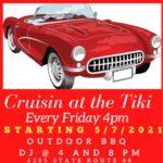 Coconut Joe's Tiki Bar Cruise In