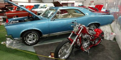 65th Annual Choppers Hot Rod Association Rod & Custom Show