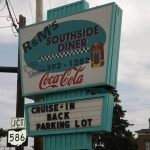Southside Diner's Monthly Car, Truck & 'Cycle Cruise-In