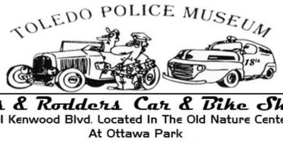 Cops and Rodders Car Show Hosted By The Toledo Police Museum
