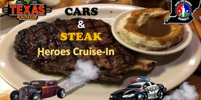 Cars & Steak Heroes Cruise In 2021