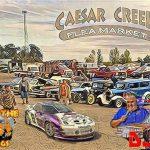 Caesar's Creek Flea Market Car Show