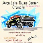 Avon Lake Town Center Cruise In 2021