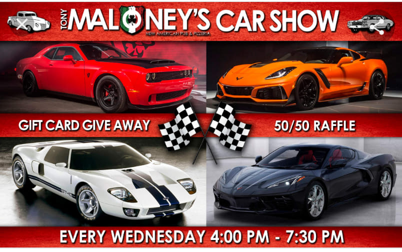Maloney's Car Show