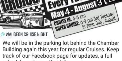 Wauseon Cruise Night