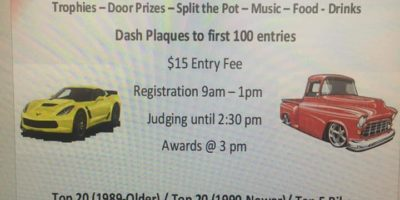 Bethel American Legion Post 406 29th Annual Car Show