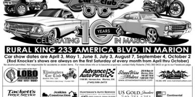 Rod Knockers Car Show 2021