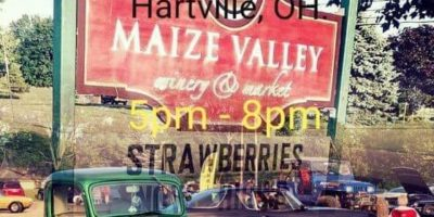 Meet in the Meadow Cruise-In @ Maize Valley Winery