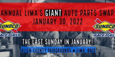 LIMA'S GIANT AUTO PARTS SWAP MEET 2022
