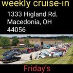 Harwood Motors Weekly Cruise-In 2021