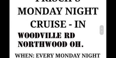 Frisch's Monday Night Cruise In 2021