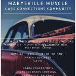 Marysville Muscle Car Meet