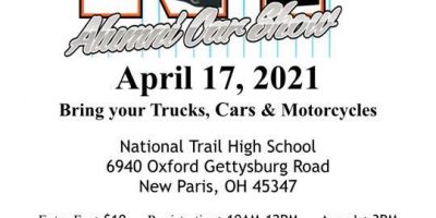 National Trail Alumni Association Car Show 2021