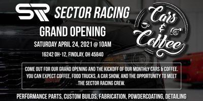 Sector Racing Cars & Coffee