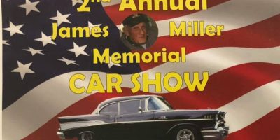 2nd Annual James Miller Memorial Car Show