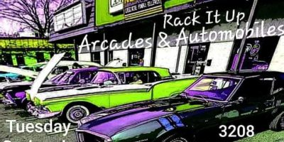 Arcade and Automobiles