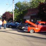 Cruisin' the River Lowellville Car Show