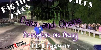 Cars and Chaos Predator