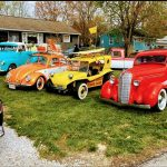 Pic-Town Cruisers Monthly Cruise In