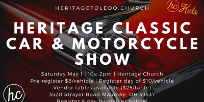 Heritage Classic Car & Motorcycle Show 2021