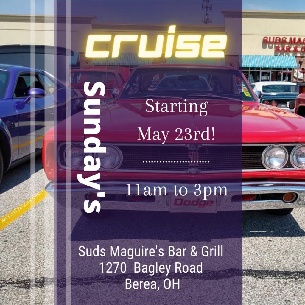 Sud's Berea Sunday Cruise In 2021