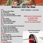 Bellacino's Car Show 2021