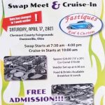 Spring Swap Meet & Cruise In