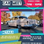 Pick-town Car Meets