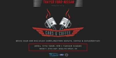 Cars & Coffee at Thayer Ford-Nissan
