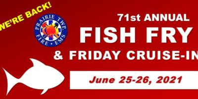 PTFD Fish Fry & Friday Cruise-In