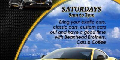 Beanhead Brothers Cars & Coffee