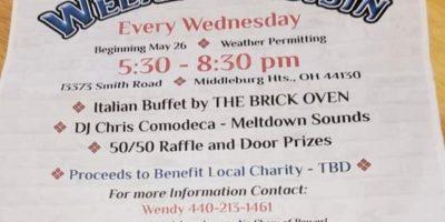 The Brick Oven Weekly Cruisin