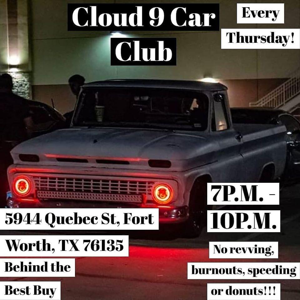 Cloud 9 Weekly Meet