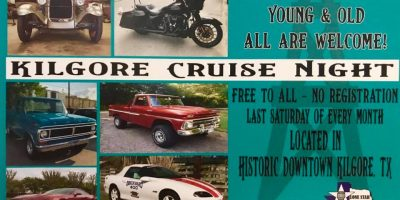 Kilgore Cruise Night